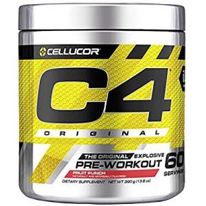 新配方 [Cellucor C4] NO3 一氧化氮 調味肌酸 最新版 訓練前 (30份)