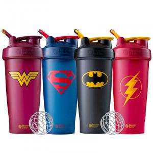 Blender Bottle Classic 超級英雄系列搖搖杯 DC Comic 28oz./840ml. (附專利金屬攪拌球)