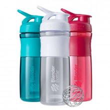 Sundesa [Blender Bottle] SportMixer 運動款搖搖杯 (附專利金屬攪拌球) (830毫升 / 28盎司)