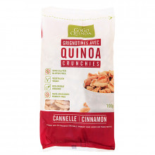 [Gogo Quinoa] 即食有機米藜麥Q穀片 (100克 / 4份)