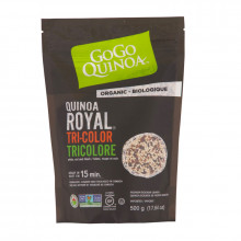 [Gogo Quinoa] 有機藜麥 (500克 / 11份)