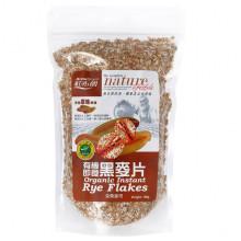 [紅布朗] 有機即食黑麥片 (300克 / 10份)