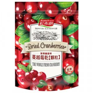 [紅布朗] 蔓越莓乾顆粒 (200克 / 10份)