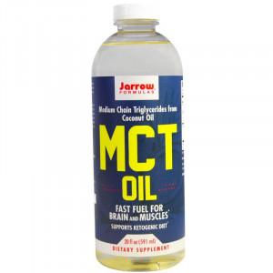 Jarrow Formula 100%中鏈MCT椰子油(591毫升 / 39份)
