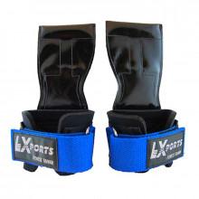 [Lexports] Power Gripps 專業健身皮革拉力帶