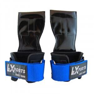 Lexports Power Gripps 專業健身皮革拉力帶