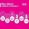 [瑪奧牌 Myo-Band]乳清蛋白粉 女性專用配方 (25克 / 1份)