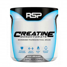 [RSP Nutrition] CREATINE Monohydrate 水合型肌酸 無味道 (500公克 / 100份)