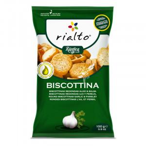 Rialto 非油炸吐司脆餅 (100克)