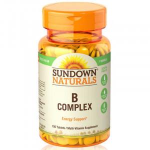 Sundown日落恩賜 每日綜合B群RDV錠 (100錠)