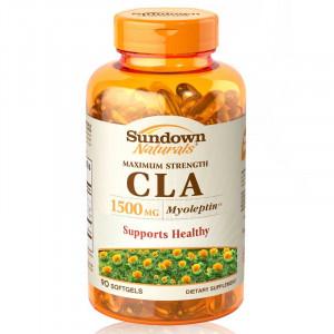 Sundown日落恩賜 紅花籽油 CLA 1500mg 軟膠囊 (90粒)
