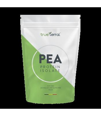 蔬特羅豌豆分離蛋白 - 素可食 植物性 無乳糖 蛋白質 (1公斤 / 33份)