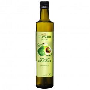 [Olivado] 紐西蘭原裝進口酪梨油 (500毫升 / 瓶)