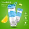 Kolin 隨行杯冰沙果汁機 單杯藍 (570毫升 /1-2人份)