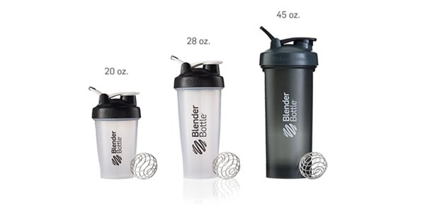 blender bottle comparison